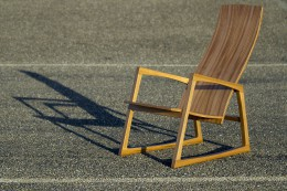 Annette  Koehnen, stoel