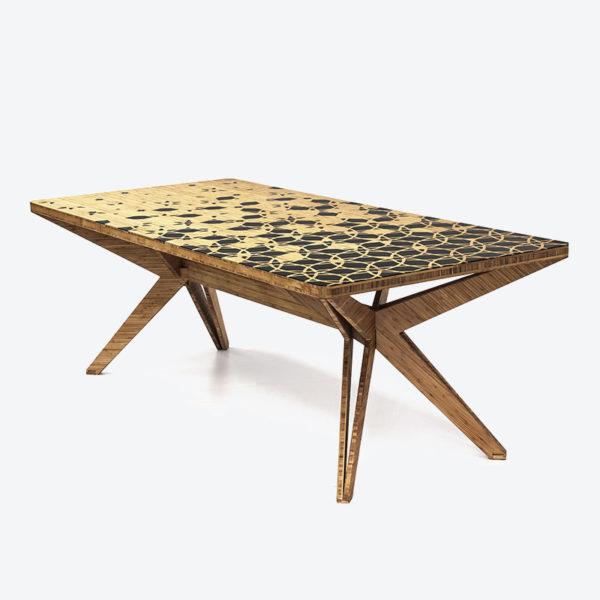 Fabrikoos, moderne technieken voor modern meubilair