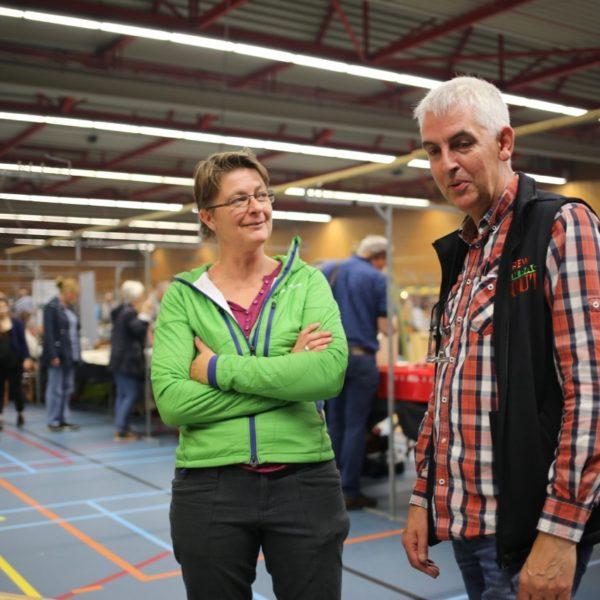 Impressie Open Dag Hout 2016