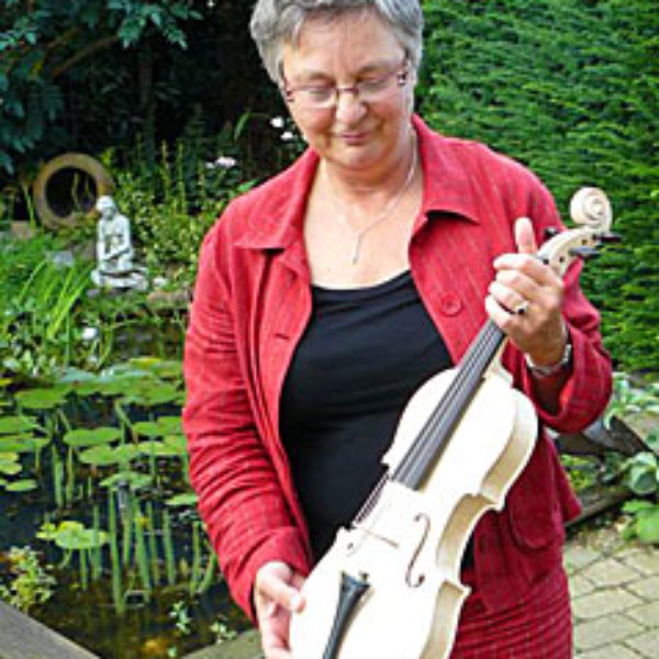 Muziekinstrumenten op Open Dag Hout