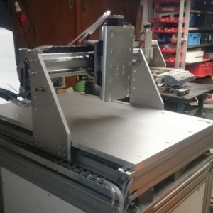 CNC project woodworking.nl