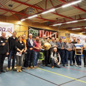 Impressie Open Dag Hout 2018